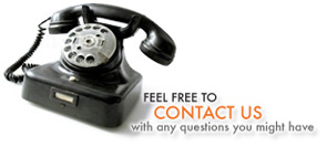 Contact Us With Your Questions